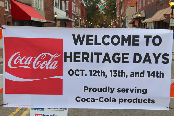 2012,  Heritage Days, Parade and Friday Activities