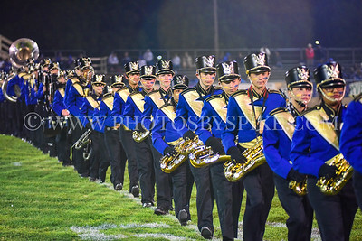 AGHS Band and Color Guard