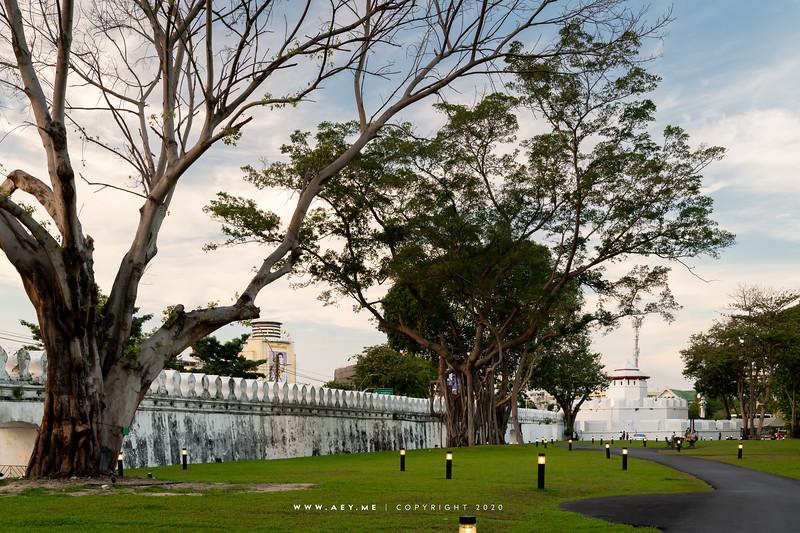 Mahakarn Park & Fort