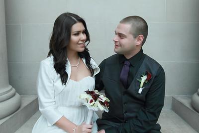 Tony & Melissa