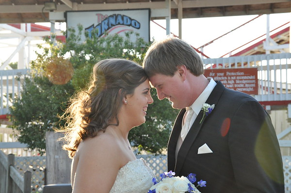 Melissa & Josh Tolley's Wedding