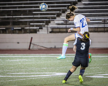 Jan 16 - LVS - Varsity vs Colleyville Heritage