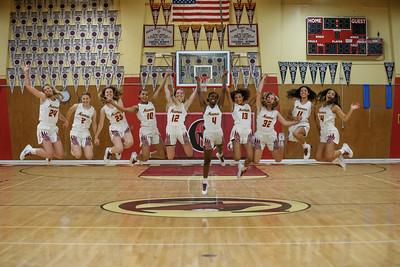 Women's Basketball Photo Shoot