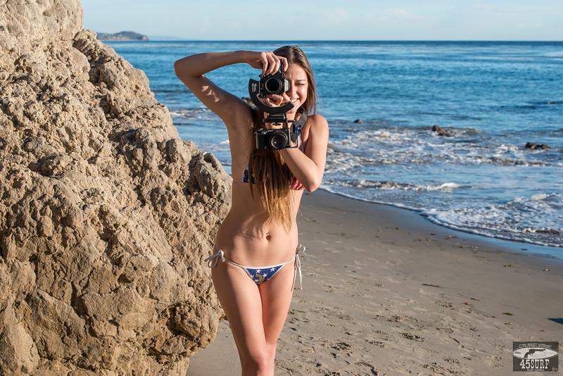 Modeling Sony A7R ! Swimsuit Bikini Model Goddess Shooting Stills (Sony A7R with 35mm F/2.8 Carl Zeiss) & Video (Sony NEX6) Video (Sony NEX6)
