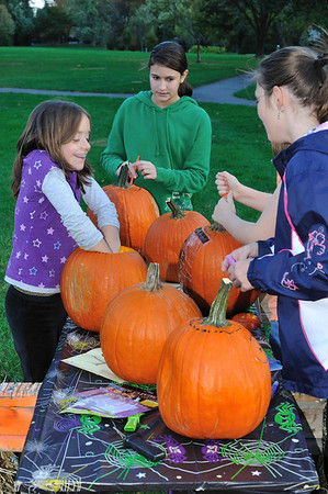 Westover Pumpkin Carving 2010