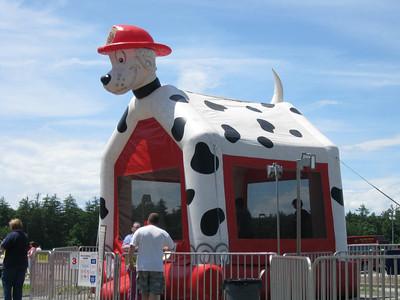 Tyngsboro Bicentennial (Bourget Amusements), June 13, 2009