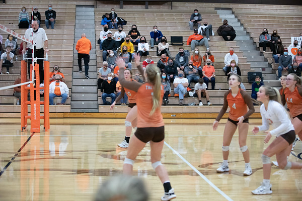 MHS Volleyball District Championship