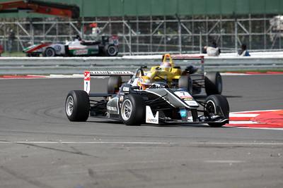 2015 FIA F3 R01 Silverstone GP