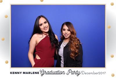 Kenny Marlene Graduation Party