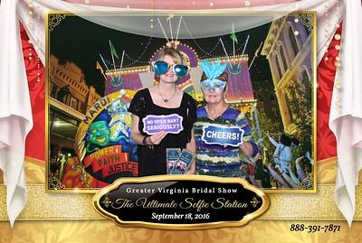 Greater Roanoke Bridal Show   September 2016