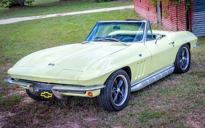 1965 Corvette Sting Ray Convertible