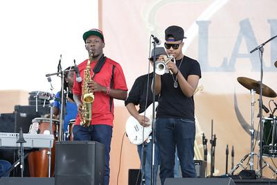 2013 Lake Arbor Jazz Festival - Symfonyk Avenue