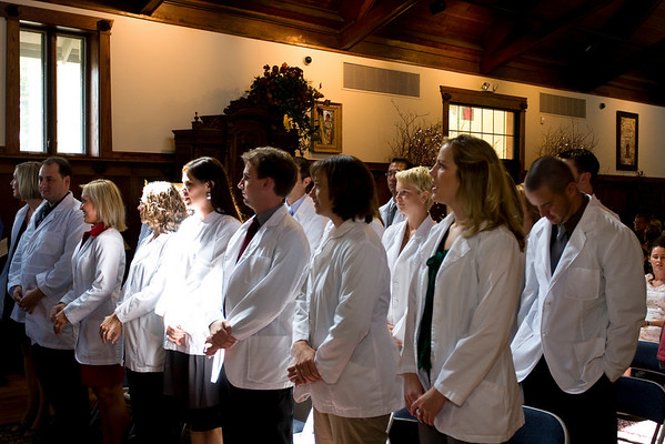 2008 MPAS White Coat Ceremony