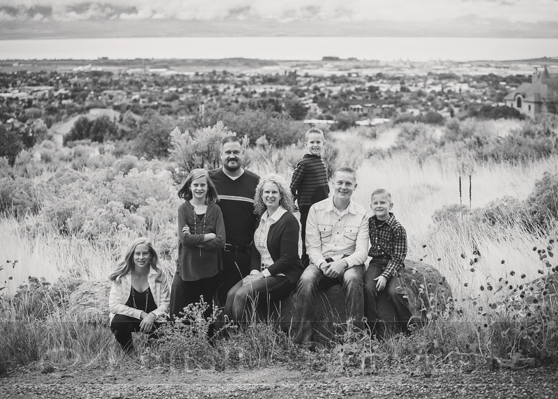 Heideman Family 35bw.jpg