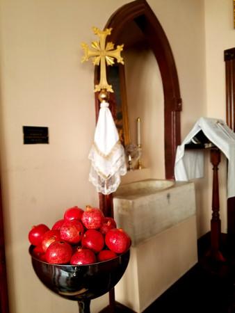 Blessing of Pomegranates 2018