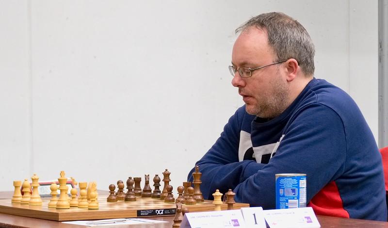 Danny Gormally, Masters joint winner