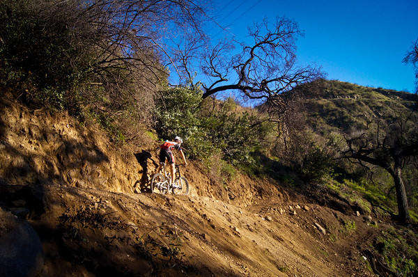 2012-01-25 - El Prieto, Cherry Canyon