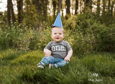 Declan's First Birthday