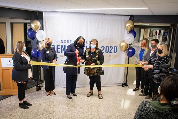 Renovation 2020 Ribbon Cutting 9-8-2020