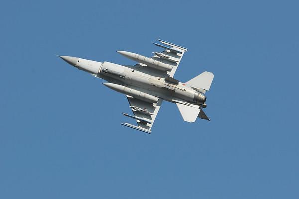 Hitec F-16 Demo Practice dd 8 March 2011