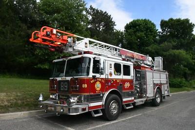 West Belmar N.J. Ladder 89