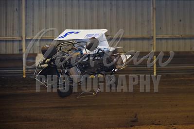 River Arena Spedway - Indoor Karts - Jan 30, 2011