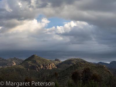 AZ Tucson Winter