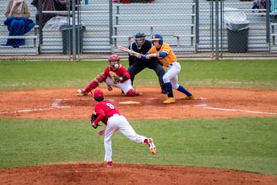 Greenville High School Baseball 3/26 game