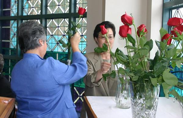 Chaplain Graduation - Bon Secours St. Francis Hospital 8/1/05
