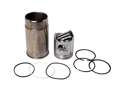 JOHN DEERE 6220 6420 6520 6820 6920 ENGINE PISTON LINER KIT WITH RINGS 106.50MM RE516227