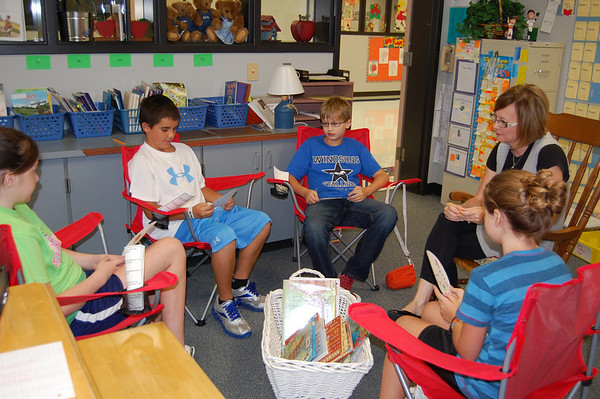 Students Share Peace Poems