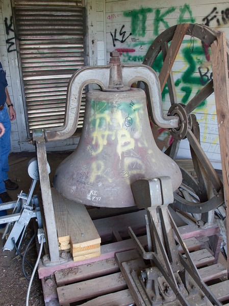 Bell in the steeple
