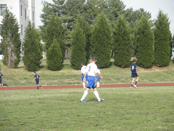 JV Soccer vs Covenant