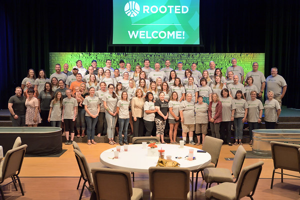 2018 July Rooted Baptisms