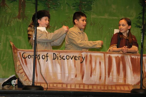 3rd Grade Portland Musical