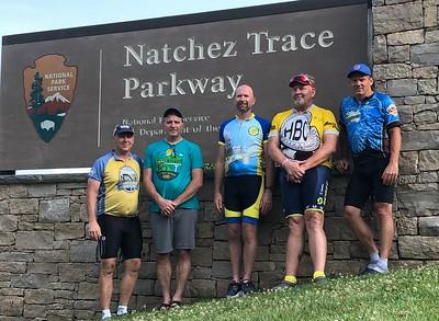 Natchez Trace Ride