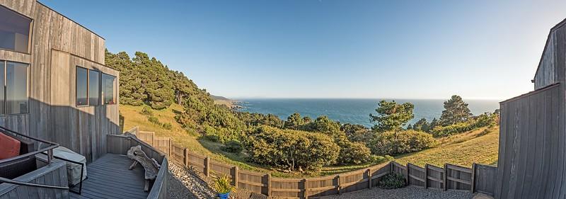 Panoranic Deck Views