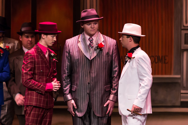 Valley Central High Presents Guys And Dolls