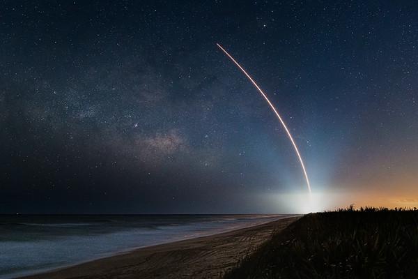 Falcon 9: Starlink mission [21st]