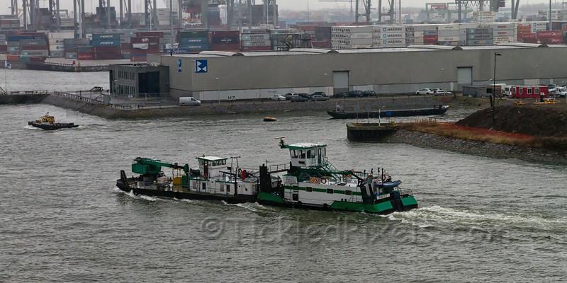 Cargo Ship 'Perfect 7'