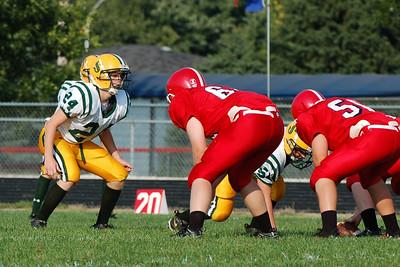Saydel Freshman Football - Ballard 2008