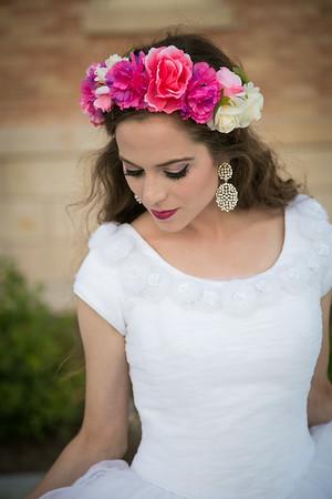 Wedding Dress Modeling