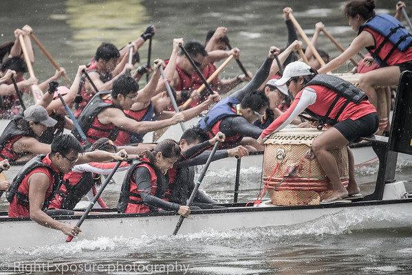 Singapore River Regatta 2016 Day 1 Part 1