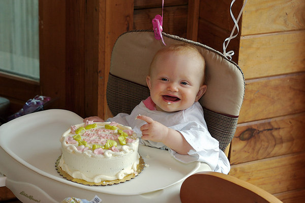 Cadie's 1st Birthday