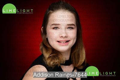 Addison Raines