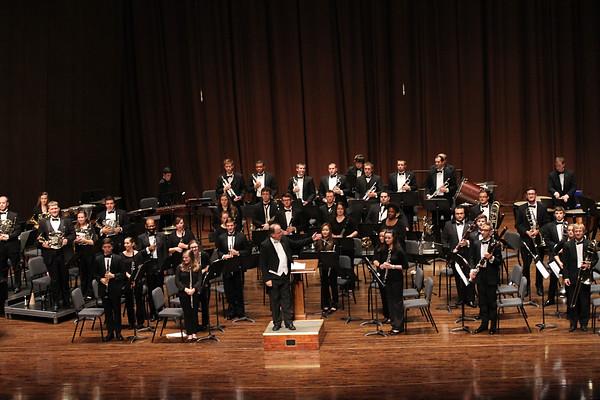 Symphony Orchestra & Concert Bands