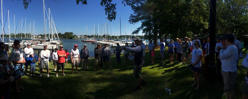 5/24 Open House Regatta Skipper's Meeting