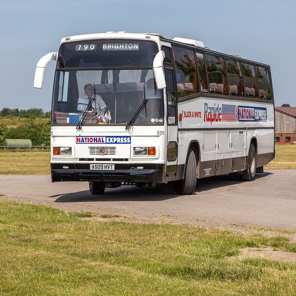 A509HVT Midland Red (North) 509