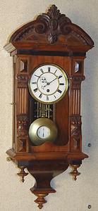 VR-239 - Altdeutsche Austrian R/A Timepiece