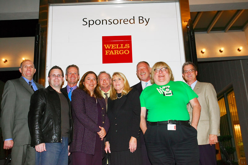A Thanksgiving Moment in honor of Wells Fargo with appreciation for its 20 year commitment to APLA and it's special 20th anniversary contribution of a new refrigerated truck for APLA's Necessities of Life food banks serving APLA clients throughout Los Angeles County